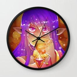 Sun Eater Wall Clock