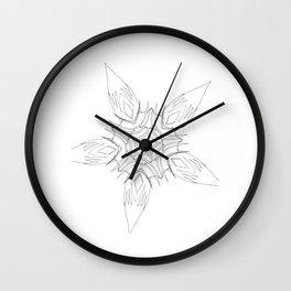 Mandala (1881) Wall Clock