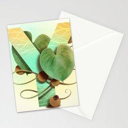 Yam Stationery Cards