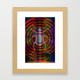 Ringo Framed Art Print