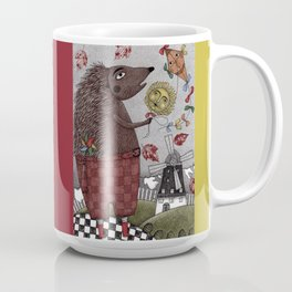 It's a Hedgehog! Coffee Mug