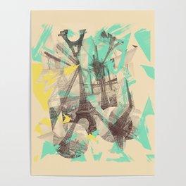 Paris Inception Poster