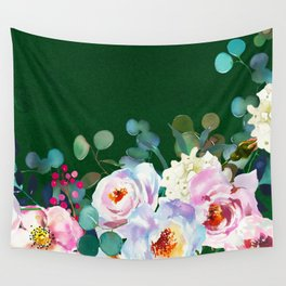 Flowers bouquet 102 Wall Tapestry
