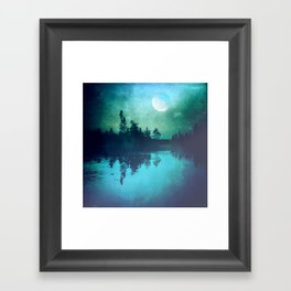 The Killing Moon Framed Art Print