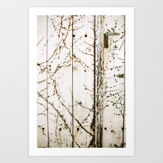 closed#03 Art Print