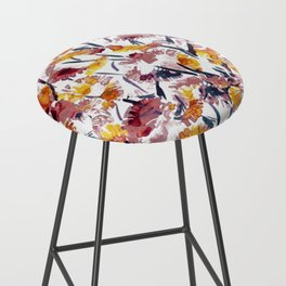 new floral Bar Stool