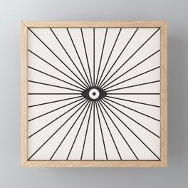 Big Brother Framed Mini Art Print