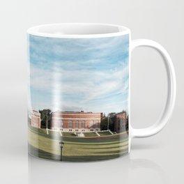Overlooking Andrus Field Coffee Mug