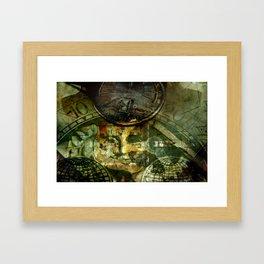 Gnomon  Framed Art Print