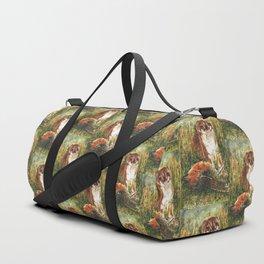 Very little weasel Duffle Bag