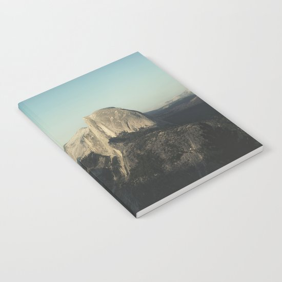 Half Dome X Notebook