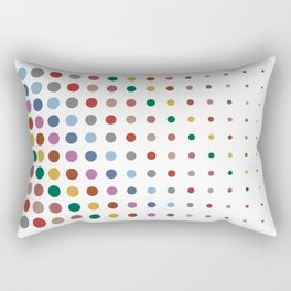 Dots XL2S Autumn Color - Living Hell Rectangular Pillow