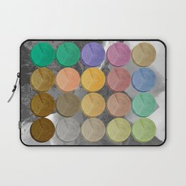 Crop Circles 3 Laptop Sleeve