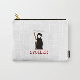 Spoiler Carry-All Pouch