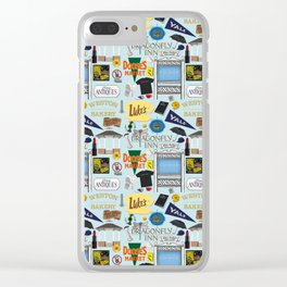 Gilmore Girls Clear iPhone Case