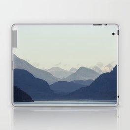 Alaska sailing Laptop & iPad Skin
