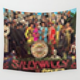 Sgt. Pepper's Lonely Heart Club Band - Legobricks Wall Tapestry