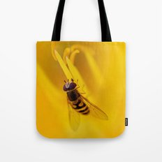 Hoverfly 56 Tote Bag