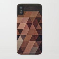 xhystnyt_vyxyn iPhone X Slim Case