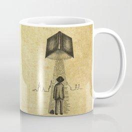 Take Me To Your Reader Coffee Mug