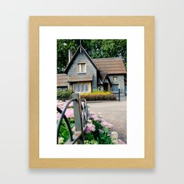 London's Grounds Keeper Framed Art Print