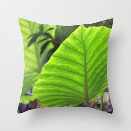 tropikew Throw Pillow