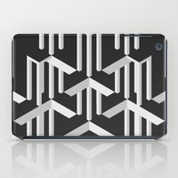 illusion iPad Cases featuring Illusion by designpraxis