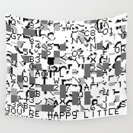 Happy Punks Now Wall Tapestry