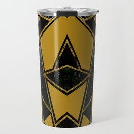 Abstract #635 Travel Mug