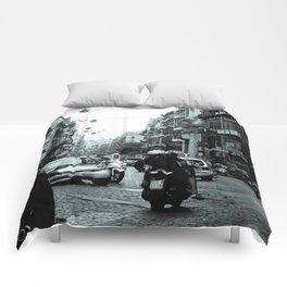 Naples, Spanish Quarter 1 Comforters