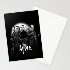 The Apple Band Stationery Cards