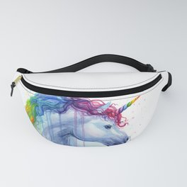 Magical Rainbow Unicorn Fanny Pack