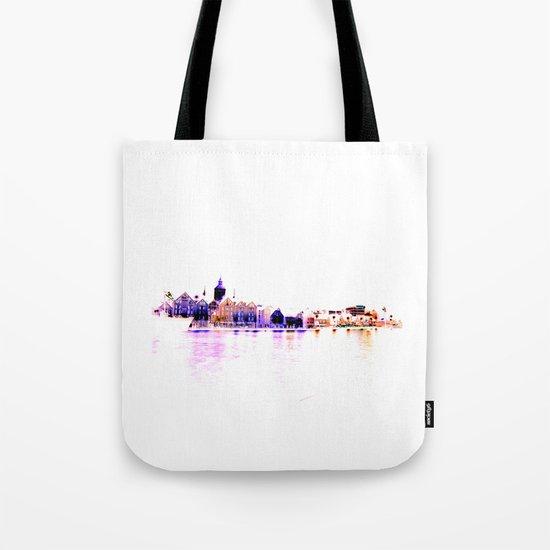white harbor III. Tote Bag