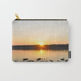 The Setting Sun. Carry-All Pouch