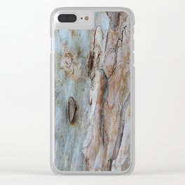Bark V Clear iPhone Case