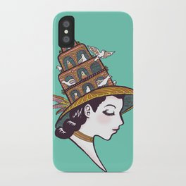 Bird House Couture iPhone Case