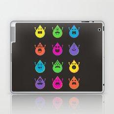 Raining Monsters Laptop & iPad Skin