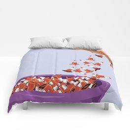 Candy Cones Comforters