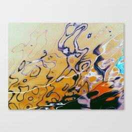 Fluid2 Canvas Print