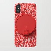 Lyrics & Type - ArcticMonkeys Slim Case iPhone X