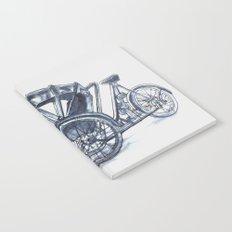 rickshaw bike Notebook