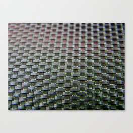 Trampoline Canvas Print