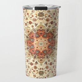 Bohemian Traditional Moroccan Style Artwork Travel Mug