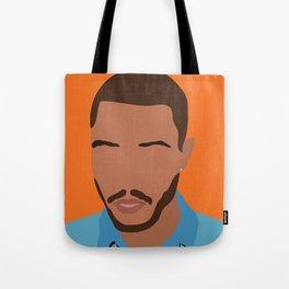 F. Ocean Tote Bag