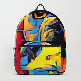 Bulldog Backpack