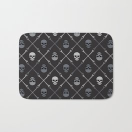 Skull n Bones Bath Mat