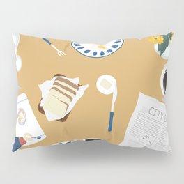 Sunday Morning Breakfast  Pillow Sham