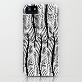 Herringbone iPhone Case