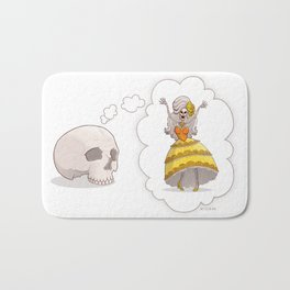 Halloween Costumes Bath Mat