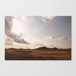 Wichita Mountains Wide Open Spaces Canvas Print